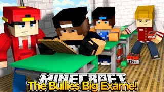 getlinkyoutube.com-Minecraft Adventure - BULLY SCHOOL FINAL EXAM!!!!