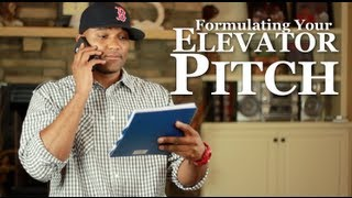 3 Tips to Perfecting the Elevator Pitch