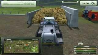 Zagrajmy w Farming Simulator 2013 na multiplayer #49 - Ogarniamy i troche zadań.