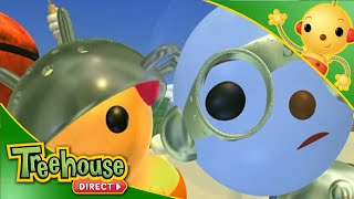 Rolie Polie Olie - Rust In Space / All Wound Up / Soap-Bot Derby - Ep.46
