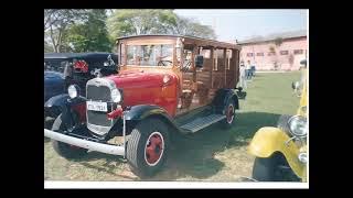 getlinkyoutube.com-carros antigos restauração ford 1929, jardineira 1931 e chevrolet 1931, parte de madeira