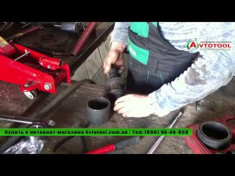 Видео-обзор Замена ступичного подшипника Fiat Doblo | 'AVTOTOOL™»