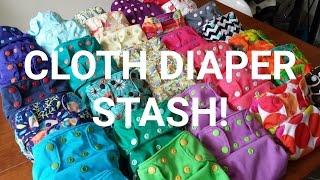 getlinkyoutube.com-Cloth Diaper Stash Video