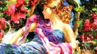 getlinkyoutube.com-Гимн женщине. Женщины в картинах художника Владимира Волегова • ВидеоКанал «exZotikA Max»