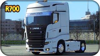 getlinkyoutube.com-Scania R700 | Euro truck simulator 2 | 1.10 -- 1.13.3 | El unico scania que me gusta