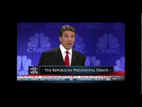 Rick Perry's Debate Gaffe