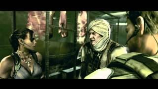 getlinkyoutube.com-Resident Evil 5 Walkthrough Part 1 ( Veteran Chapter 1-1 )