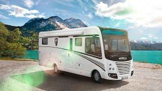 getlinkyoutube.com-Morelo Loft luxury motorhome tour