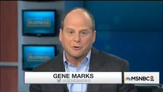 Gene Marks on MSNBC Your biz 10/15/16