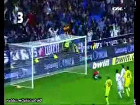 Top 10 Gols de Falta Cristiano Ronaldo!