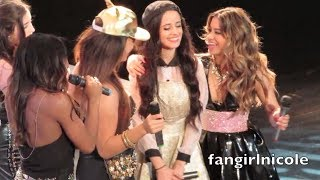 getlinkyoutube.com-Fifth Harmony Anything Could Happen LIVE + Happy Birthday Camila