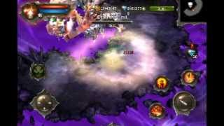 getlinkyoutube.com-Dungeon Hunter 4 - Ultimate Weapon (Lv84 VS Boss Lv242)