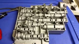 getlinkyoutube.com-4L60e valve body bad no shift pass 2nd gear