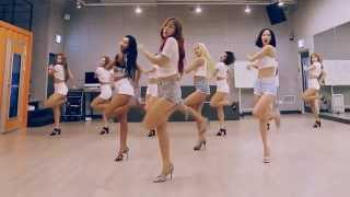 getlinkyoutube.com-SISTAR 'Shake It' mirrored Dance Practice