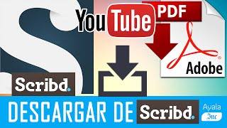 getlinkyoutube.com-Como descargar documentos de scribd GRATIS Rapido Funcionando JULIO 2016 - Ayala Inc