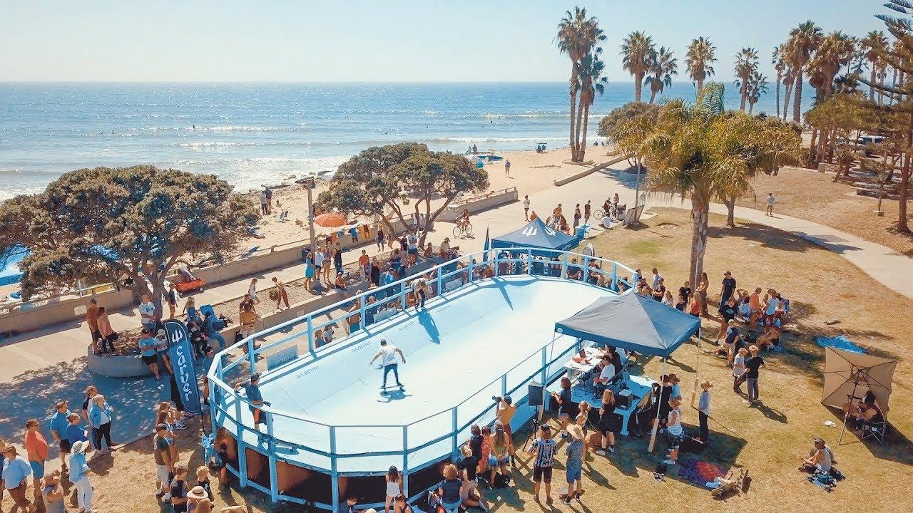 Carver Surfskate Contest