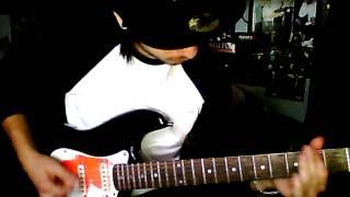 getlinkyoutube.com-radio feelings -  for the youth (cover guitar) (pop punk / easycore)