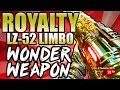 ROYALTY LZ-52 WONDER WEAPON! - Carrier Exo-Zombies Gameplay - Grenade Plinko, Boss Zombies & More