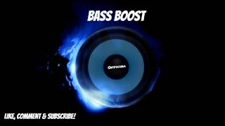 Juicy J - Bounce It (Explicit) ft. Wale, Trey Song Bass Boosted (HD)