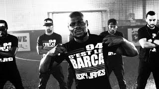 Kery James - 94 C'est le Barca [remix] (ft. L.E.C.K., Dry & 2ème France)