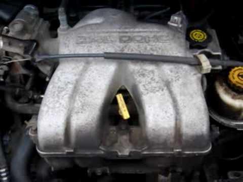 Где датчик холостого хода у Chrysler Chrysler