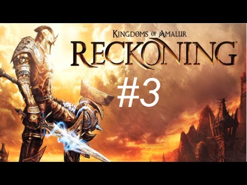 Kingdom of Amalur - Reckoning Walkthrough with Commentary Part 3 - The 1800s 'Stache