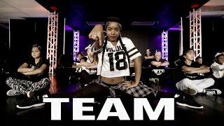 "getlinkyoutube.com-""TEAM"" - Iggy Azalea Dance Video   @MattSteffanina Choreography"