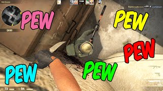 getlinkyoutube.com-Pew Pew! Pew Pew Pew! - CS:GO Funny Moments