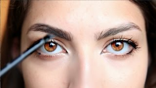 How To Grow Eyebrows FAST! (Guaranteed Thicker Eyebrows)