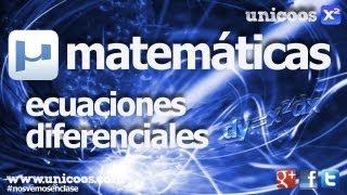 Imagen en miniatura para ECUACION DIFERENCIAL DE PRIMER ORDEN EDO 04bis