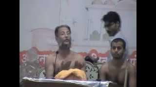 getlinkyoutube.com-Muni Shree 108 Pulaksagar Ji IN TODARMAL SMARAK BHAVAN on 30/10/11