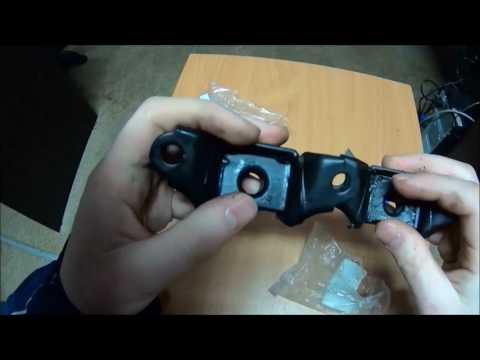Info: Задняя опора мкпп Subaru 5-мкпп, 6-мкпп, атмо VS STI