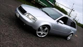 getlinkyoutube.com-Audi A6 Avant Project