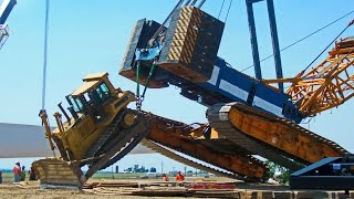 getlinkyoutube.com-Crane crash, fail Compilation, Crane accidents caught on tape # 1