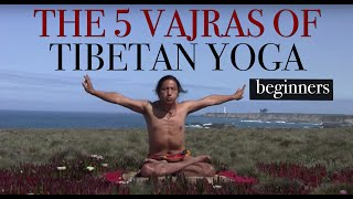 getlinkyoutube.com-Beginners - 5 Vajras of Tibet Yoga with Lama Norbu