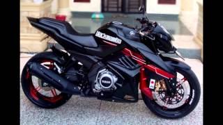 getlinkyoutube.com-Modifikasi Yamaha Vixion 2015 terbaru