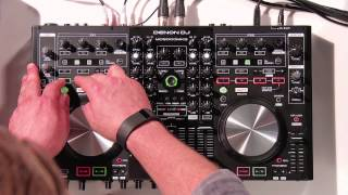 getlinkyoutube.com-Denon DJ MC6000 MK2 - Walk Through Tutorial