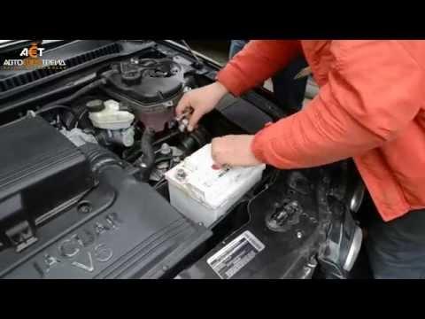 Аккумулятор на Jaguar X-Type 3.0i - Hankook 74Ah R+