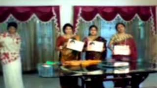 winning of shreemati kum nuhanti of etv oriya