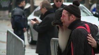 Eagles of Death Metal in Tears Visiting Bataclan Paris Attack Memorial