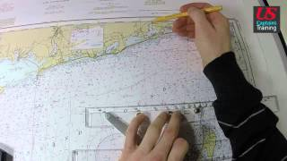 Captain License Chart Navigation – General Charting What You Need