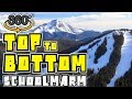 Schoolmarm At Keystone Ski Resort - Top To Bottom VR 360