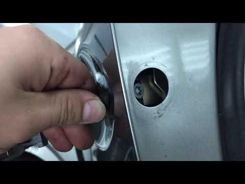 Как снять ручку двери lexus NX