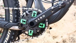getlinkyoutube.com-bikesport Magazin Test: Vyro AmEn1 - die Revolution der Zweifach-Schaltung?