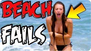 getlinkyoutube.com-✔Funniest Beach Fail Compilation 2015|8Fails