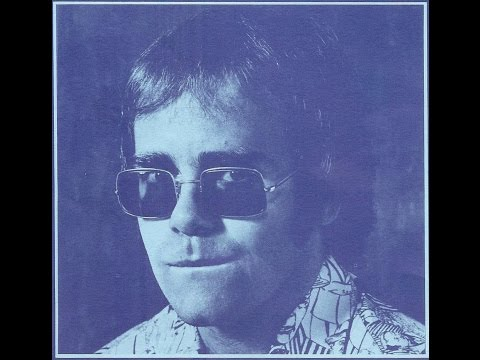 Elton John - All the Nasties (1971) With Lyrics!