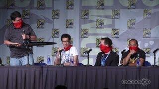 The World of CAPCOM Panel -  Strider Returns at Comic Con 2013