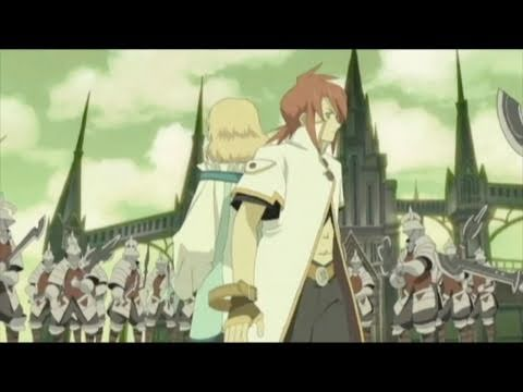 Tales of the Abyss - N3DS - The future lies beyond accepting oneself