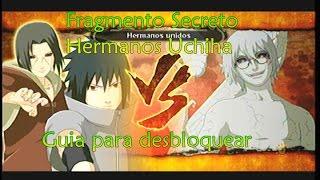 getlinkyoutube.com-Guia Desbloquear Fragmento Secreto Sasuke e Itachi Vs Kabuto Sabio | NS3 Full Burst