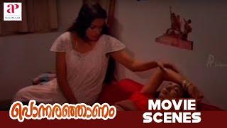 Ponnaranjanam movie | Pleasent Evening | Innocent | Mala Aravindan | Mamukoya | Mahesh | Usha